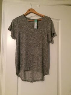 #stitchfix @stitchfix stitch fix https://www.stitchfix.com/referral/3590654 Market & Spruce Sam Hi-Lo Short Sleeve Tee. Have one in green and love it. Woule love other colors