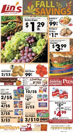 Lins Version 1 - Lin's Weekly Ad Oct. 5-12, 2015