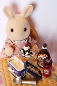 Ice Cream Delight by Chani-Chan, via Flickr