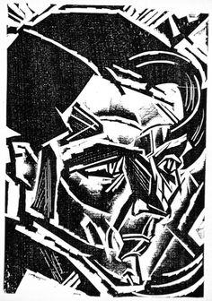 fritz schaefler Portrait of Alöis Wach | LACMA Collections