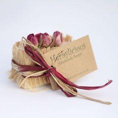 Rose Flower Soap ♥