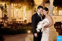 My best friend Drew and his beautiful new wife, Elisa. At The Fairmont Hotel in D.C.