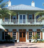 Shoreline Shutters manufactures shutters for distributors and builders throughout South Florida