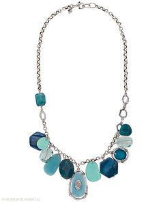 Jewelry Box by Silpada Designs | Necklaces | Sterling Silver & Mixed Material Necklace