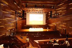 Pécs, Kodály Központ conference centre and concert hall, Hungary
