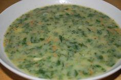 ZUPA SZPINAKOWA: pyszna i pożywna zupa. Guacamole, Breakfast, Ethnic Recipes, Food, Aga, Gabriel, Cooking, Recipies, Morning Coffee