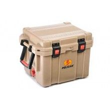Pelican Coolers For Sale - Pelican Coolers Pro Gear Elite 35 Quart Tan at $295.95