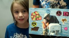 Nicholas shares the MeCard™ he made for his very missed Grandpa. Soul Collage, Spiritual Connection, Stress And Anxiety, Art Therapy, Self Esteem, School Projects, The Fosters, Growing Up, Video Library