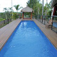 how to build a swimming pool out of a shipping container