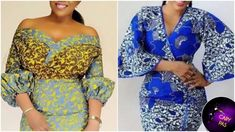 2021 AFRICAN CLOTHING: MOST STYLISH AND FASHIONABLE ANKARA DRESSES & STY... Long Ankara Dresses, Ankara Skirt And Blouse, Ankara Dress Styles, African Print Dresses, African Fashion Dresses, African Dress, Stylish, Lady, Videos