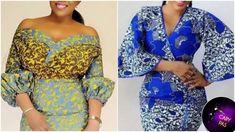 2021 AFRICAN CLOTHING: MOST STYLISH AND FASHIONABLE ANKARA DRESSES & STY... Long Ankara Dresses, Ankara Skirt And Blouse, Ankara Dress Styles, African Print Dresses, African Fashion Dresses, African Dress, Games, Stylish, Lady
