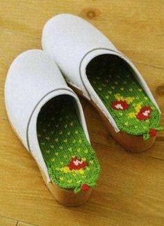 Стельки для обуви. Со схемой