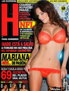 Mariana Ríos Rios Revista H Agosto 2014 [PDF Digital] | FamosasMex