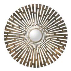 """Uttermost 12846 Tremeca - 45"""" Round Mirror   SALE!  $436"""