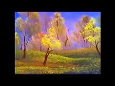 The Joy of Painting S4E12 Autumn Days - YouTube
