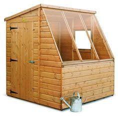 Fabulous potting shed/green house