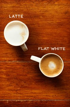From the first sip, the difference is clear. The Latte leads with smooth steamed milk, the Flat White with a robust espresso flavor.
