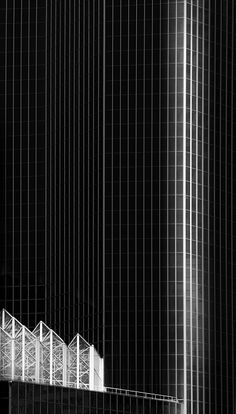 A White Structure, image by Fernand Hick