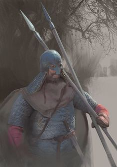 Vikings, Banner Saga, Lord Of War, Fantasy Fighter, Sword Fight, Anglo Saxon, Dark Ages, Middle Ages, Raiders