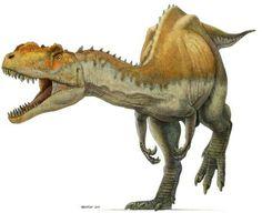 Yangchuanosaurus by pheaston