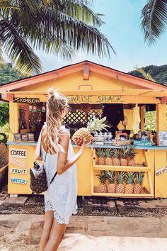 fruit stand-oahu