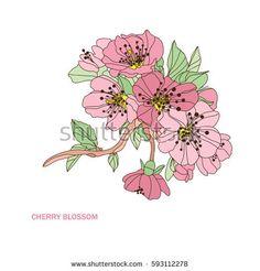 Resultado de imagem para vector flower