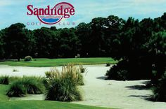 $15 for 18 Holes with Cart at Sandridge Golf Club on the Treasure Coast in Vero Beach, Florida.