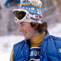 Missa inte det här ljudklippet från Sveriges Radio. Alpine Skiing, Vintage Ski, Tennis Players, Nostalgia, Sports, Sweden, Composition, Fashion, Fashion Styles