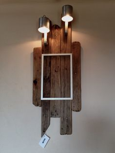 WDA - WilDesignArt - 1/2 lt x 2 installazione luminosa a parete