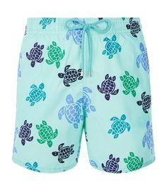 Vilebrequin Turtle Print Moorea Men's Swim Shorts Pants Size: M #Vilebrequin #Shorts