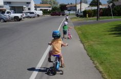 A mid-summer reminder on cycling safety.