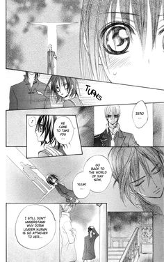 Vampire Knight 5 - Read Vampire Knight Chapter 5 Page 28 Online   MangaSee