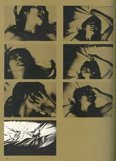 Photothèque Imaginaire de Shuji Terayama: Les Gens de la Famille Chien-Dieu. Publisher: Yomiuri Shimbunsha. Year: 1975 Aesthetic Art, Aesthetic Pictures, Mise En Page Portfolio, Art Graphique, Film Photography, Zine, Art Inspo, Cool Art, Photoshop