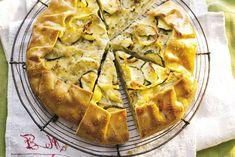 Een Italiaans taartje tjokvol groente - Recept - Torta salata - Allerhande