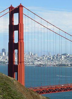 Travel Inspiration  San Francisco, California.
