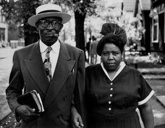 Gordon Parks, Husband and Wife, Sunday Morning, Detroit, Michigan, 1950 Courtesy and © The Gordon Parks Foundation Courtesy Museum of Fine Arts, Boston