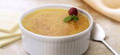 Ghirardelli Recipe: Classic White Crème Brûlée