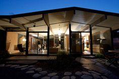 Eichler Design: the California home of architect Barry Briscoe.