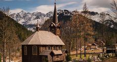 Na Slovensku máme 59 unikátnych drevených kostolíkov