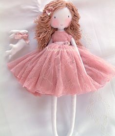 Hobbies Questions And Answers Sock Dolls, Felt Dolls, Doll Toys, Dolls Dolls, Rag Dolls, Doll Crafts, Cute Crafts, Christmas Angel Ornaments, Dolls For Sale