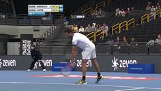 Incredible reactions! #tennis #greatest #sport #ever https://video.buffer.com/v/585053be4626ce942cfe6f10