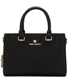 Vince Camuto Thea Small Satchel, a Macy's Exclusive Style - Black