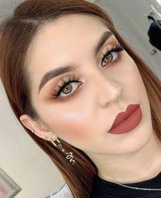 Eye Makeup Designs, Eye Makeup Art, Beauty Makeup, Hair Makeup, Hair Beauty, Full Makeup, Makeup Looks, Make Me Up, Pretty Face