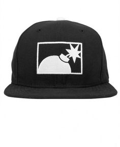 The Hundreds - Partial Snapback Cap - $34