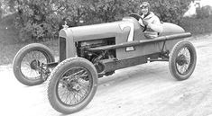 """Today's feature covers an interesting Model """"T"""" Ford racing car owned by William """"Bill"""" Schoof of Milwaukee, Wisconsin and driven by Eddie Czapiewski. Learn about it and the popular Ford racing cars of the time at http://theoldmotor.com/?p=152524"""