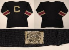 Jim Thorpe football jersey c.1911-12.