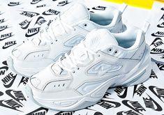 Nike M2K Tekno White Pure Platinum AO3108-100