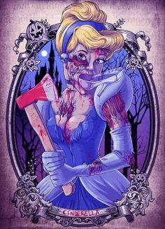 zombie princess | Tumblr