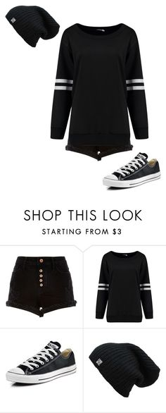 """Untitled #233"" by martina-cmv on Polyvore featuring мода, River Island и Converse"