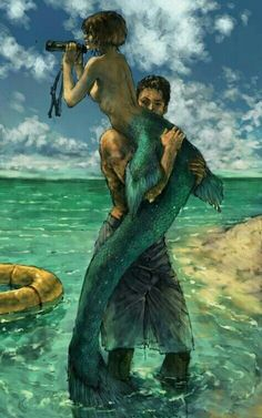 Mermaid travels